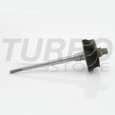 Turbine Shaft & Wheel R 0138